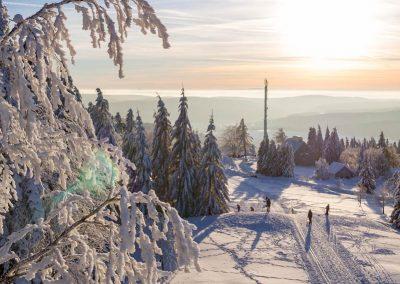 Winterzauber Mühlleithen